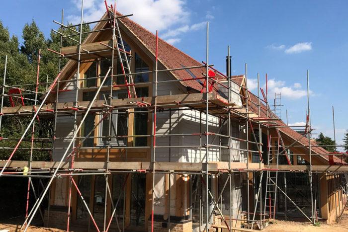 Farrers Construction new build alterations