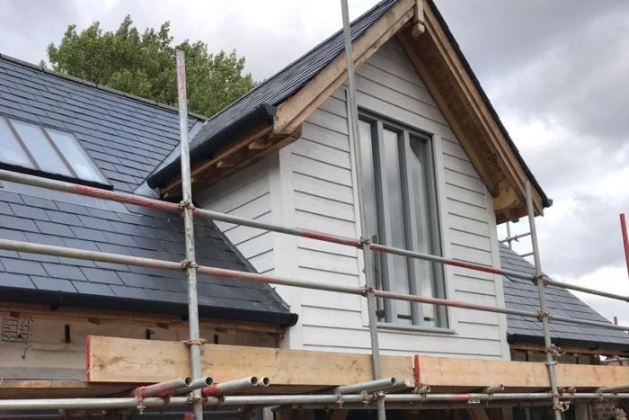 Farrers Construction loft conversion